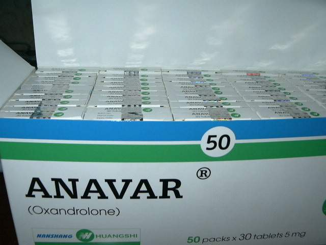 Anavar (Oxandrolon)