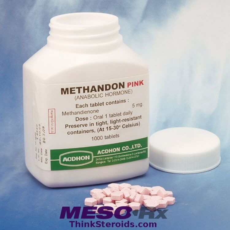 Dianabol / Dbol (Methandrostenolon)