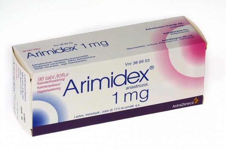 Arimidex (Anastrozol)